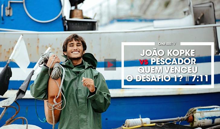 32459João Kopke vs Pescador I Quem venceu o desafio 1? II 7:11