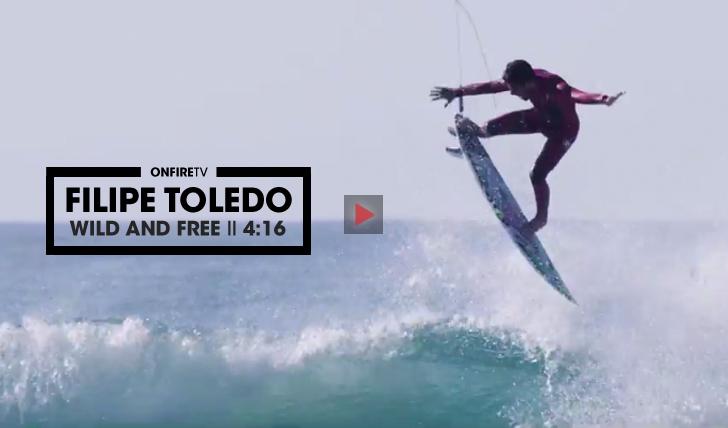 32660Filipe Toledo | Wild and Free || 4:16