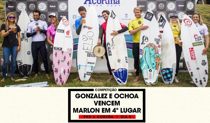 32318Jonathan Gonzalez e Ariane Ochoa vencem Pro A Coruña