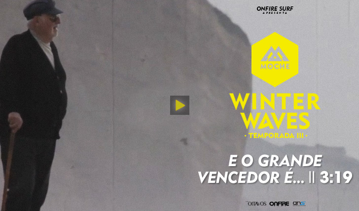 32680E o vencedor da Temporada III do MOCHE Winter Waves é… || 3:19