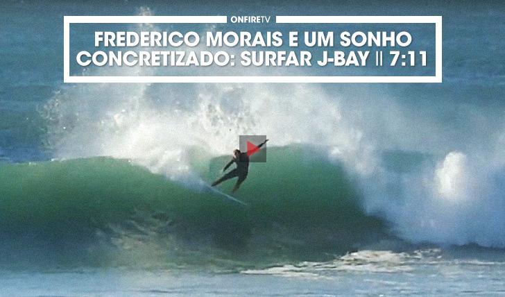32487Frederico Morais estreia-se em Jeffreys Bay || 1:41