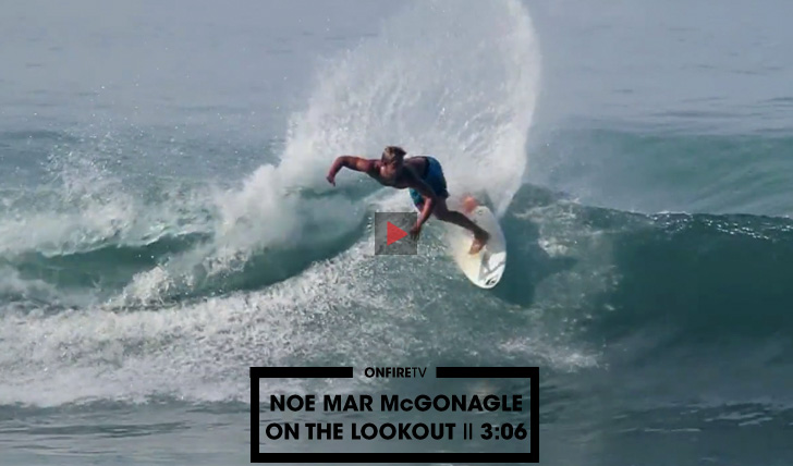 32248Noe Mar McGonagle | On the lookout || 3:06