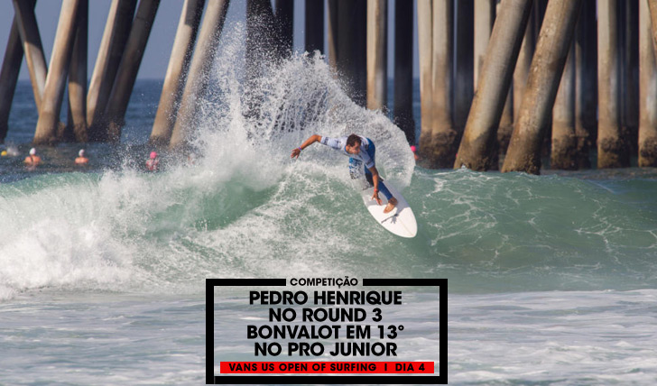 32663Pedro Henrique no round 3 do Vans US Open of Surfing