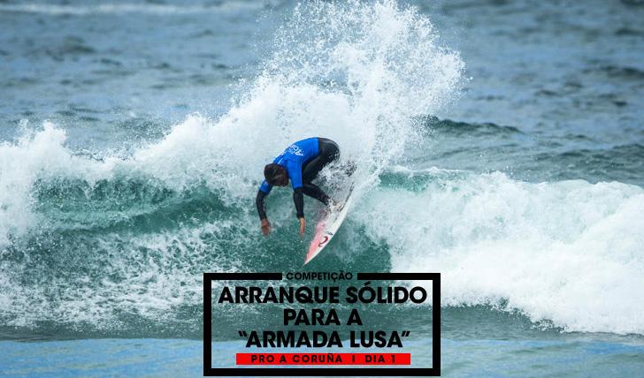 32238Arranque positivo para os portugueses no Pro A Coruña | Dia 1