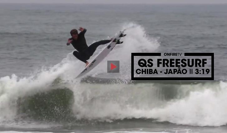 32281QS freesurf em Chiba, Japão || 3:19
