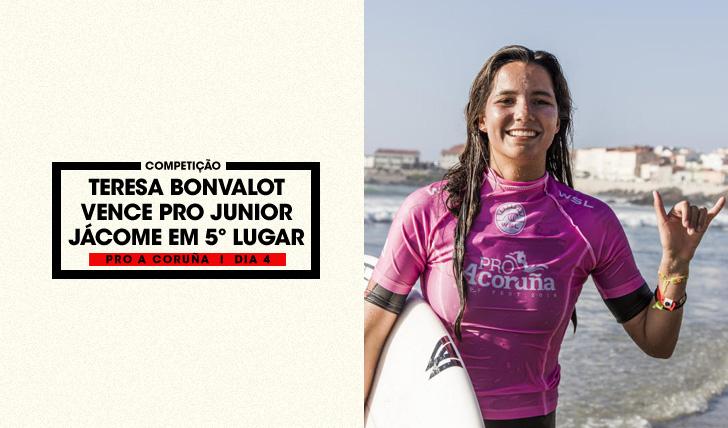 32311Teresa Bonvalot vence Pro A Coruña Pro Junior