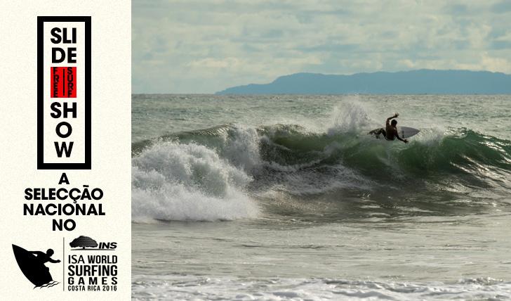 32912SlideShow | A selecção nacional em Free Surf na Costa Rica