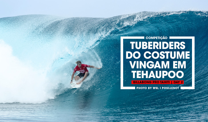 33191Tuberiders do costume vingam em Teahupoo | Billabong Pro Tahiti I Day 02