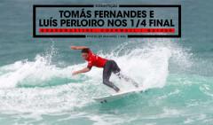 Tomás Fernandes é, sem dúvida, um dos favoritos à vitória neste QS1000. Photo by Masurel I WSL