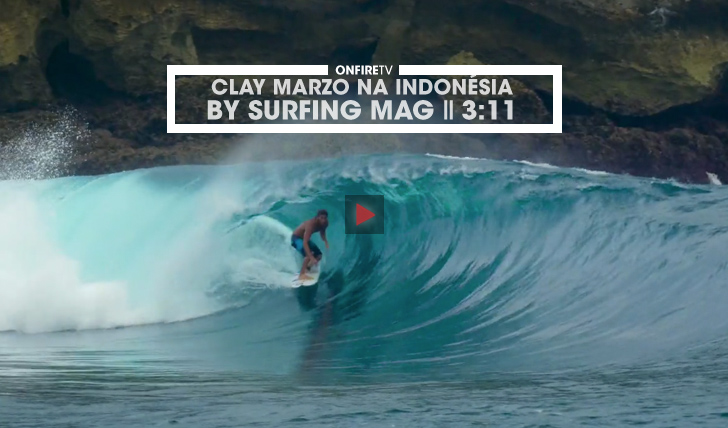 33279Clay Marzo na Indonésia | By Surfing Mag || 3:11
