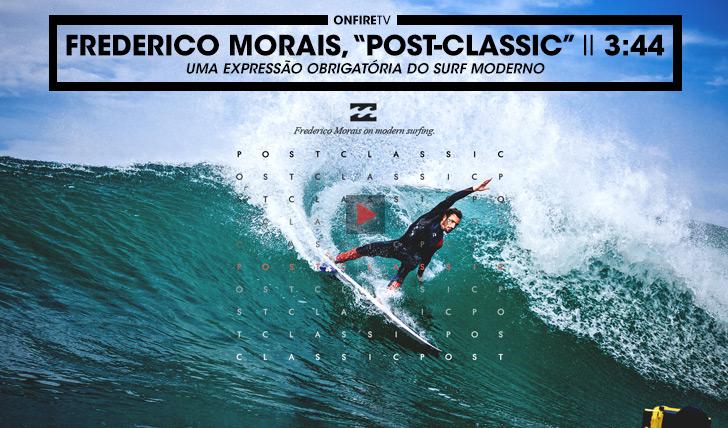 """33055Frederico Morais em """"Post-Classic"""" II 3:44"""