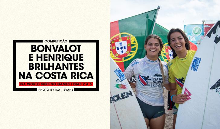 32963Bonvalot e Henriques brilhantes na Costa Rica | Dia 2 a 5