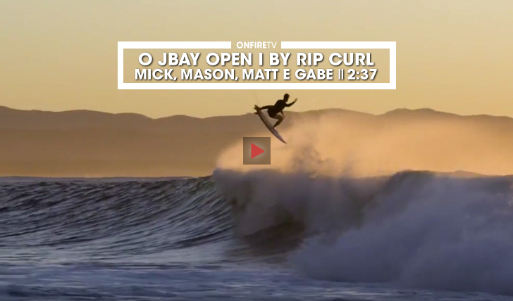 33258O JBay Open by Rip Curl || 2:37