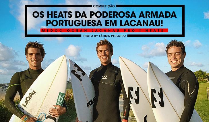33065Os Heats da poderosa armada portuguesa em Lacanau!