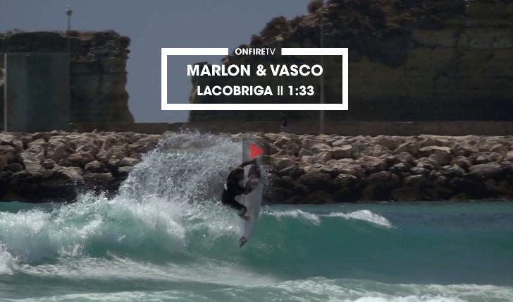33229Vasco Ribeiro & Marlon Lipke | Lacobriga | Free surf no Algarve || 1:33