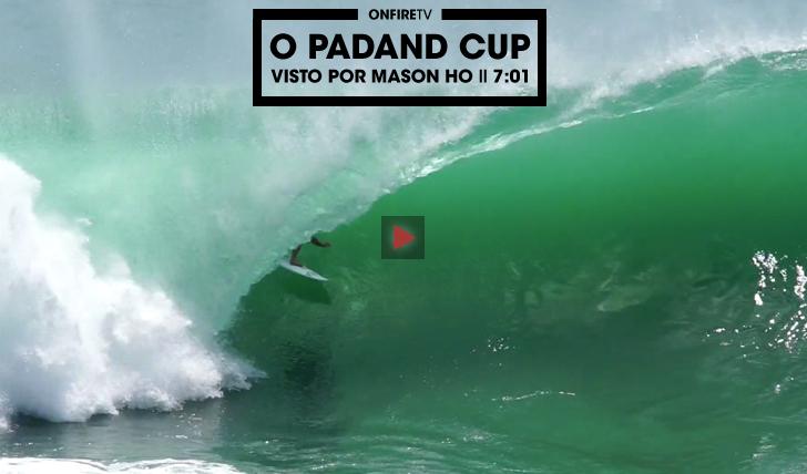 32828O Rip Curl Cup Padang Padang segundo Mason Ho || 7:01