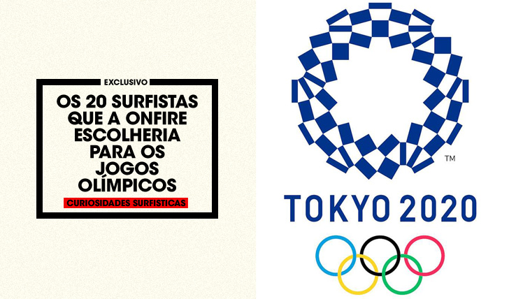 3280720 surfistas para os jogos olimpícos | A escolha da ONFIRE