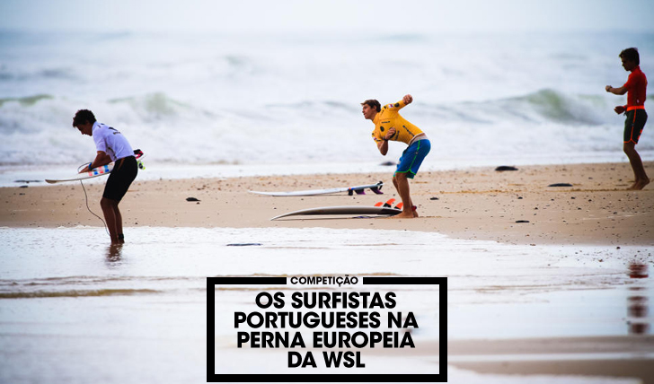 32766Os portugueses na perna Europeia da WSL