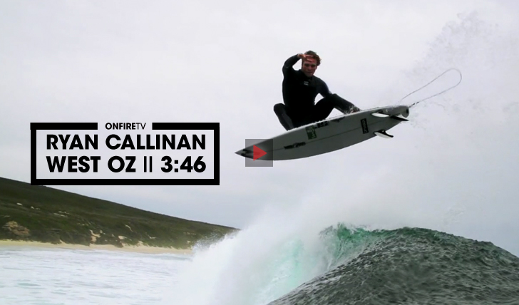 33336Ryan Callinan | West Oz || 3:46