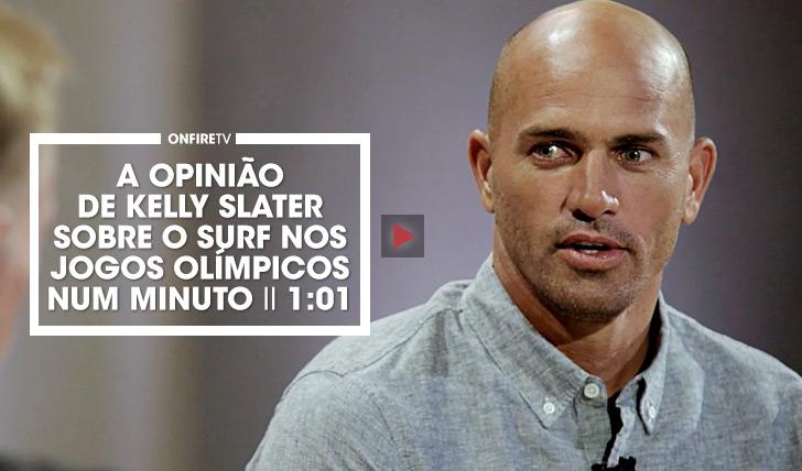 33139A Opinião de Slater sobre o Surf nos Jogos Olimpicos em um minuto II 1:00