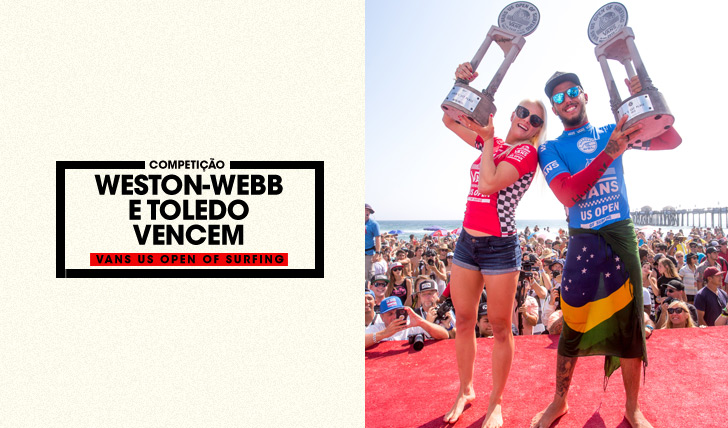 32690Filipe Toledo e Tatiana Weston-Webb vencem US Open