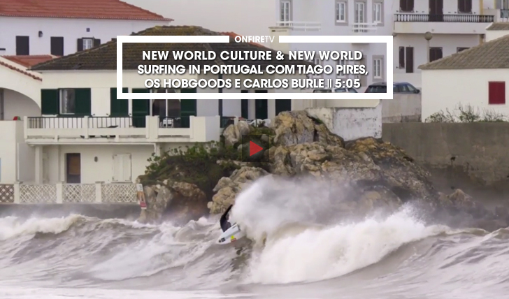 33319Old World Culture and New World Surfing in Portugal | By Red Bull || 5:05