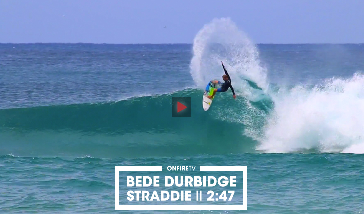 33439Bede Durbidge | No Bridge to Straddie || 2:47