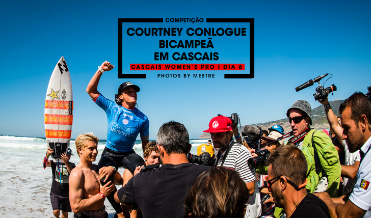 33886Courtney Conlogue vence Cascais Women's Pro e recupera terreno na disputa pelo título