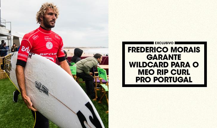33877Frederico Morais garante wildcard para o MEO Rip Curl Pro Portugal