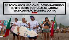 Selecção Portuguesa após vitória de Carol Henrique. Photo by ISA | Jimenez