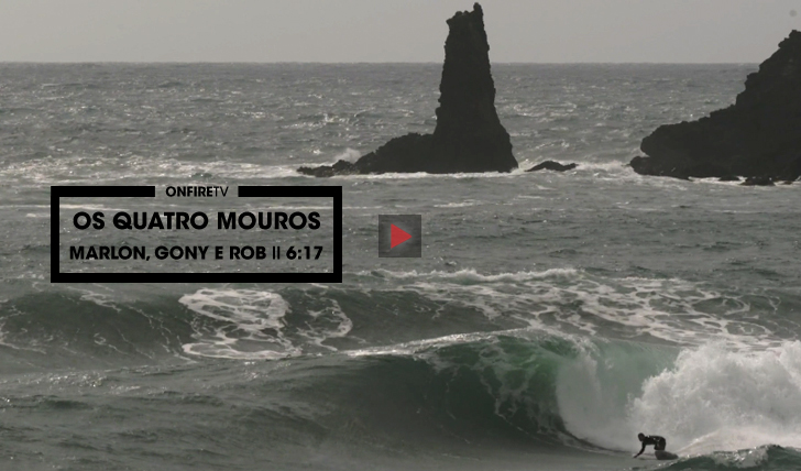 33739Os quatro mouros by Nixon | Marlon, Gony & cia || 6:27