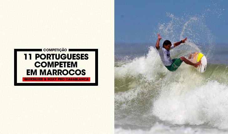 3358511 surfistas portugueses competem na etapa do QS de Marrocos