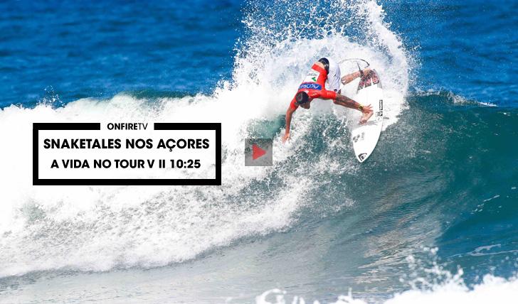 33629Snaketales nos Açores | A vida no tour V || 10:25