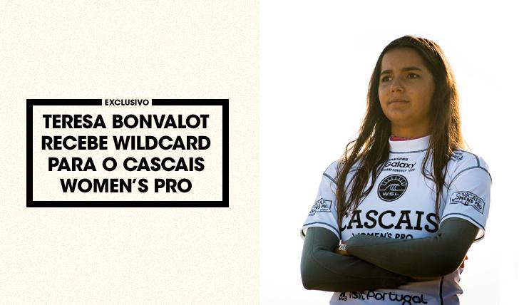 33721Teresa Bonvalot recebe wildcard para Cascais Women's Pro
