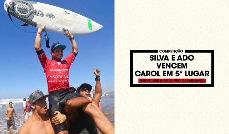 33707Deivid Silva e Pauline Ado vencem em Casablanca | Carol Henrique em 5º lugar