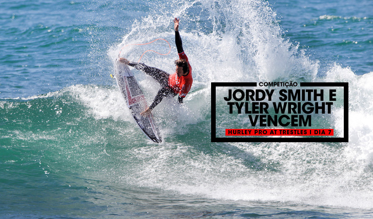 33645Jordy Smith e Tyler Wright vencem em Trestles