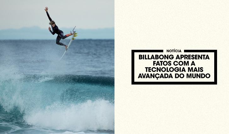 34482Billabong apresenta fatos de surf com a tecnologia mais avançada do mundo