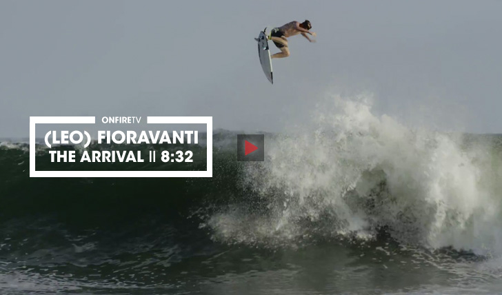 33962(Leo) Fioravanti | The Arrival || 8:32