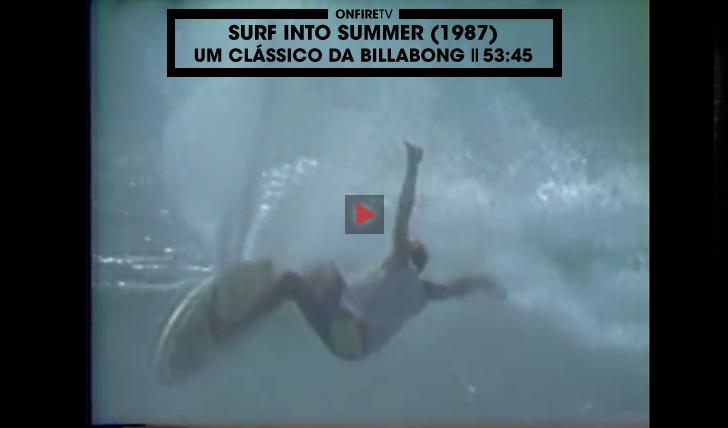 34638Surf into Summer (1987) | Um clássico da Billabong || 53:45