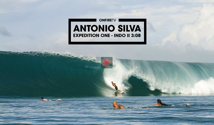33981António Silva | Expedition ONE – INDONESIA || 3:08