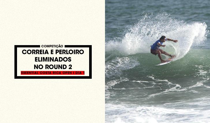 340122 portugueses eliminados no Essential Costa Rica Open | Dia 1