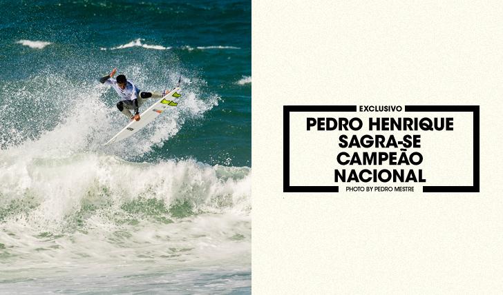 34039Pedro Henrique sagra-se campeão nacional de 2016