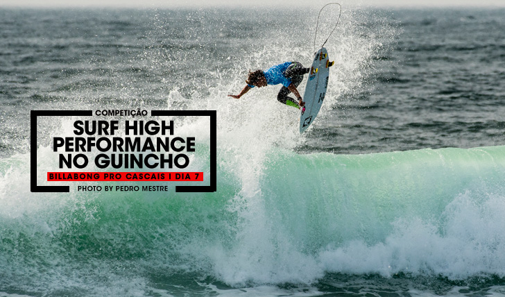 33915Surf high performance no dia 7 do Billabong Pro Cascais