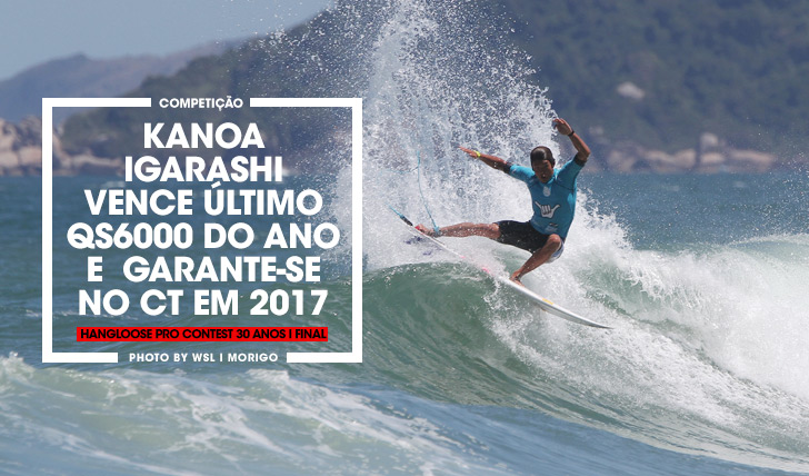 34723Kanoa Igarashi vence QS6000 no Brasil e garante-se no CT em 2017