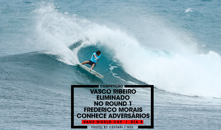 35078Vasco Ribeiro eliminado no Vans World Cup | Dia 5