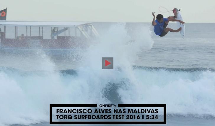 34771Francisco Alves na perfeição das Maldivas || 5:34