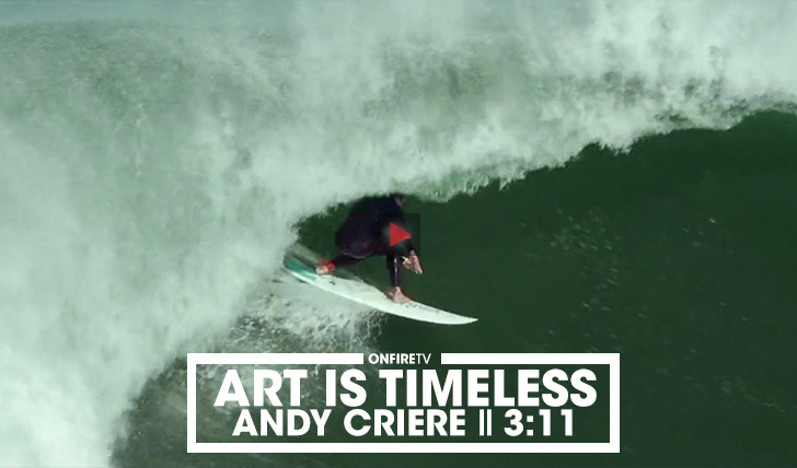 35475Andy Criere | Art is Timeless || 3:11