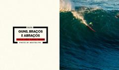João Macedo foi um dos surfistas mais impressionantes do Nazaré Challenge - Photo by Pedro Mestre / Portuguese Waves