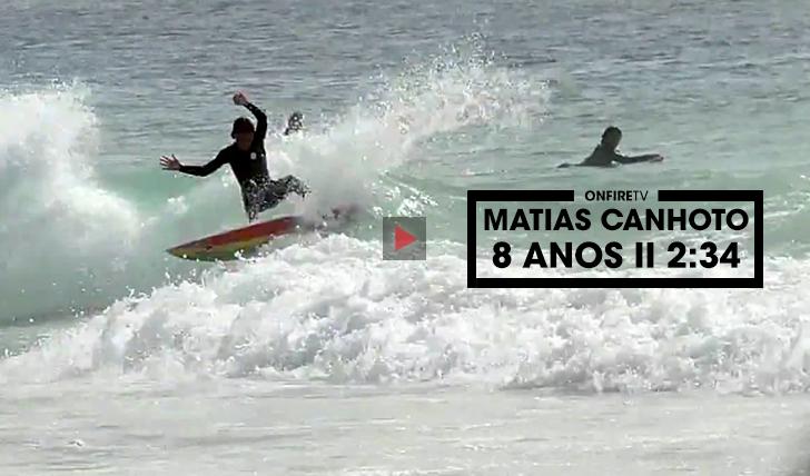 35294Matias Canhoto | Super Grom (8 anos) || 2:34