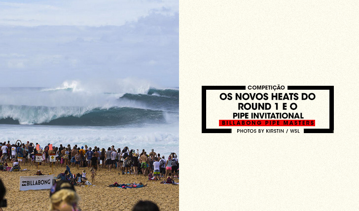 "35246O novo ""draw"" do Pipe Masters, o Pipe Invitational e mais…"